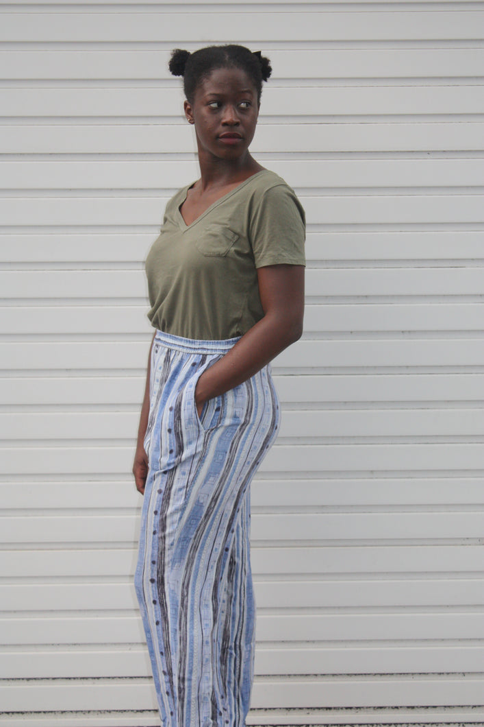 Vintage 90s High Waisted Trousers