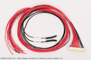 Cable, Voltage, Thermistor