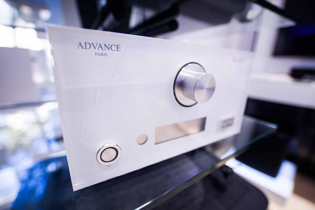 ampli intégré, amplificateur hifi stereo dac advance paris