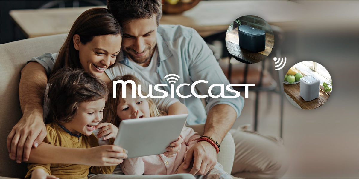 musiccast yamaha systeme multiroom audio enceintes amplificateur connectés airplay wifi bluetooth chez octave-son