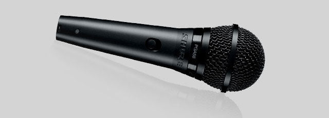 Shure microphone,, image 3