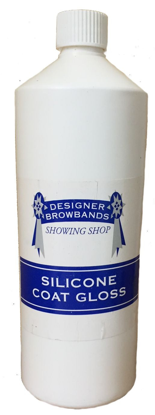 Silicone coat gloss 1ltr