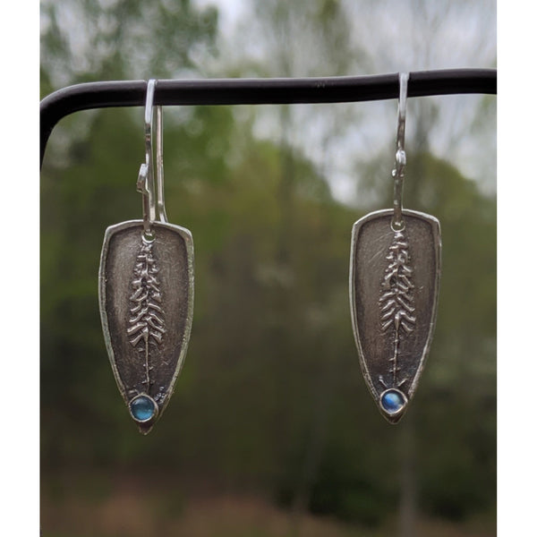 NEW WORK JULY 2020-Foxglove Earrings