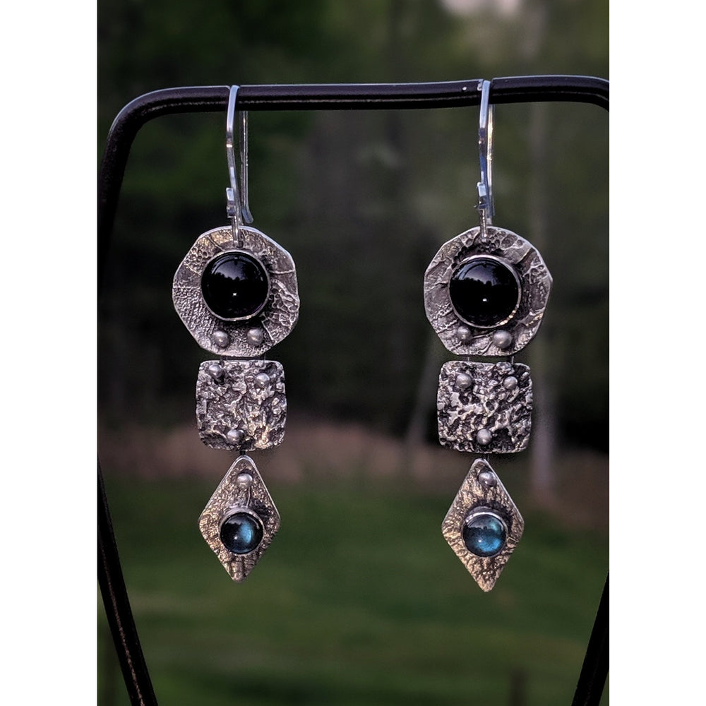 Warrior Goddess Earrings-Empowered-SOLD