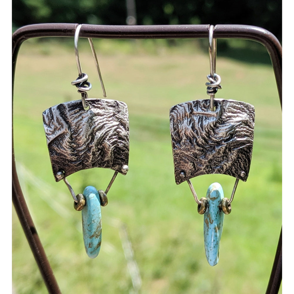 Warrior Goddess Series Earrings- Valkyrie