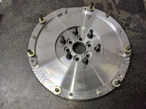 240mm 30lb Billet Steel SMF For VW/Audi Longitudinal Manual Swaps
