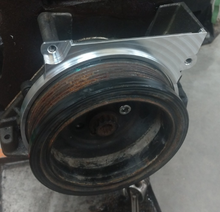 Common Rail TDI Lower Timing Belt Cover