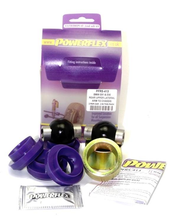 Powerflex E90 Rear Upper Lateral Arm To Chassis Bushing Set