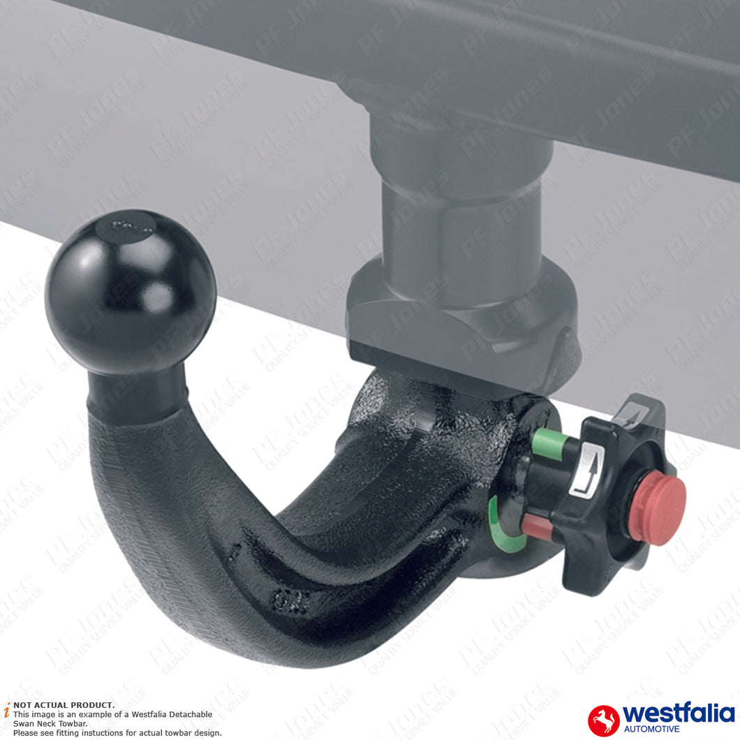 Westfalia E90 Hitch