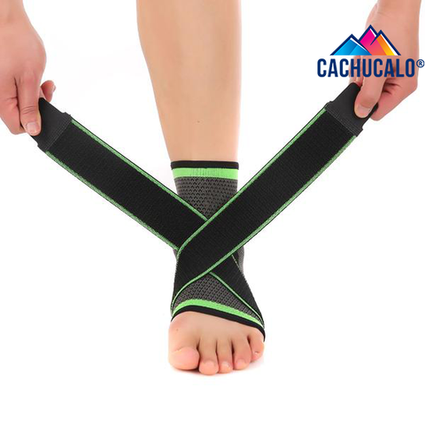Cachucalo™ COMPRESSION ANKLE PAD