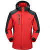 Cachucalo™  Men + Women Weatherproof Softshell Hiking Jacket