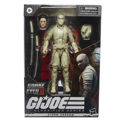 G.I. Joe Classified Series Storm Shadow Action Figure - PRE-ORDER