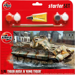 Airfix 1/76 Starter Set - King Tiger