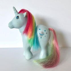 MOONSTONE VARIANT I (ITALY) - VINTAGE MY LITTLE PONY G1