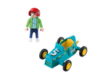 PLAYMOBIL Special PLUS Boy with Go-Kart - 5382