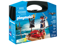 PLAYMOBIL - Pirate Raft Carry Case - 5655