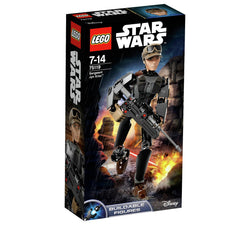 LEGO STAR WARS ROUGE ONE - SERGEANT JYN ERSO - 75119