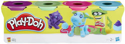 Play-Doh Classic Colours 4-Pack Assortment