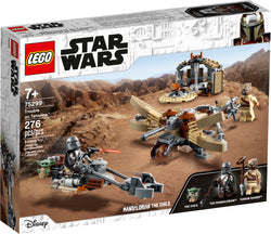 Star Wars - The Mandalorian, LEGO Trouble on Tatooine 75299