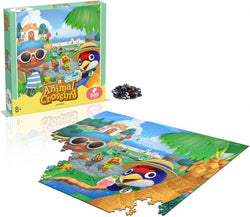 Animal Crossing 500 Piece Puzzle
