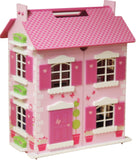 Wooden Country Dolls House