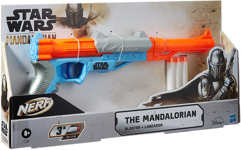 Nerf Star Wars The Mandalorian Blaster Pistol