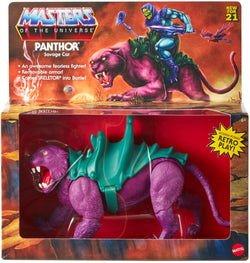 Masters Of The Universe Origins Panthor - European Release -PRE-ORDER
