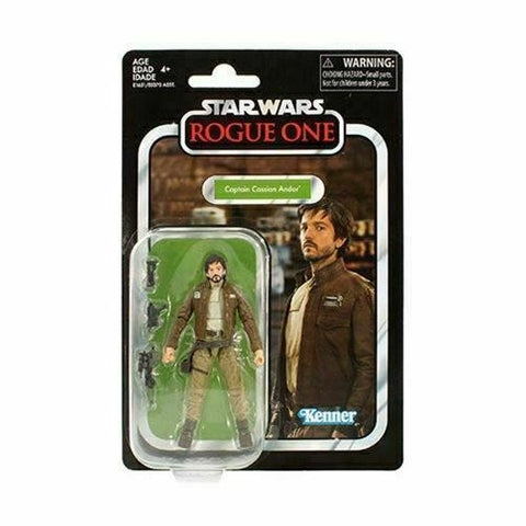 Star Wars Vintage Collection Captain Cassian Andor