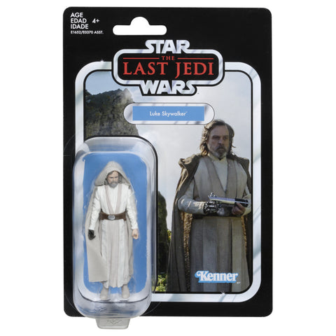 Star Wars Vintage Collection Luke Jedi Master