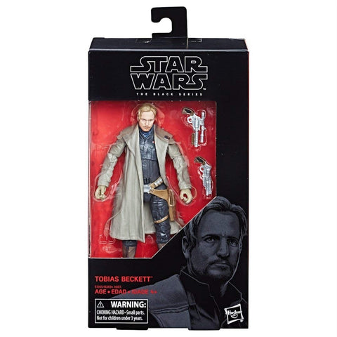 Star Wars Black Series Tobias Beckett (Non Mint Packaging)