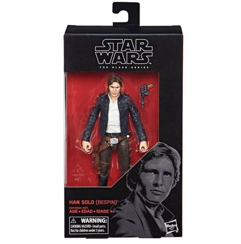 Star Wars Black Series Han Solo Bespin (Non Mint Packaging)
