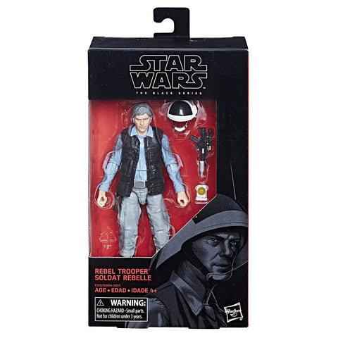 Star Wars Black Series Rebel Fleet Trooper (Non Mint Packaging)
