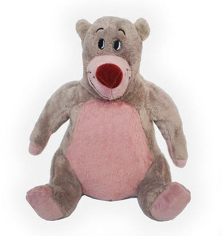 "Classic Disney Plush 12"" Baloo Soft Toy"