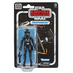 Star Wars 40th Anniversary Wave 2 Tie Pilot