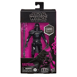 Star Wars Black Series Gaming Greats Electrostaff Purge Trooper
