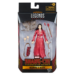 Hasbro Marvel Legends Series Shang-Chi And Legend Of Ten Rings Marvel's Katy - PRE-ORDER