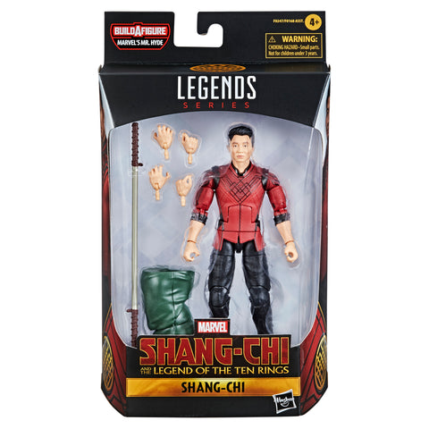 Hasbro Marvel Legends Series Shang-Chi Legend Of Ten Rings 6-inch Shang-Chi - PRE-ORDER