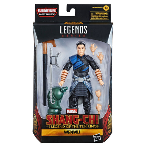 Hasbro Marvel Legends Series Shang-Chi And Legend Of Ten Rings Wenwu - PRE-ORDER