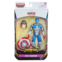 Hasbro Marvel Legends Series 6-inch Civil Warrior With Shield - PRE-ORDER