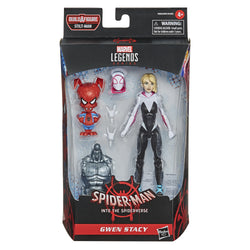 Marvel Legends Into the Spider-Verse Gwen Stacy and Spider-Ham - PRE-ORDER