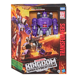 Transformers Generations War for Cybertron: Kingdom Leader WFC-K28 Galvatron - PRE-ORDER