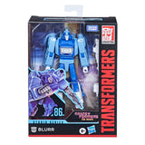 Transformers Studio Series '86 Movie Deluxe Blurr