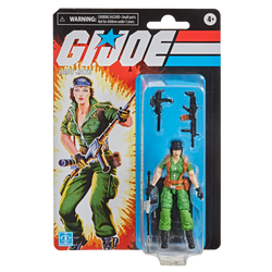 G.I. Joe Retro Collection Lady Jaye - PRE-ORDER