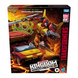 Transformers Generations War for Cybertron: Kingdom Commander WFC-K29 Rodimus Prime - PRE-ORDER