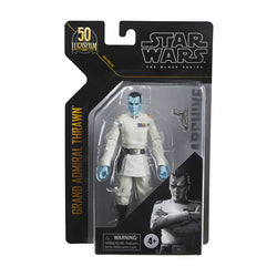 Star Wars The Black Series Archive Grand Admiral Thrawn - PRE-ORDER