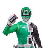 Power Rangers Lightning Collection S.P.D. Green Ranger Figure - Pre-order