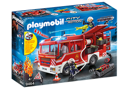 PLAYMOBIL City ACTION Fire Engine - 9464