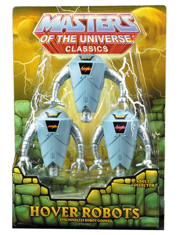 Masters Of The Universe Classics SDCC 2015 Exclusive Hover Robots MOC