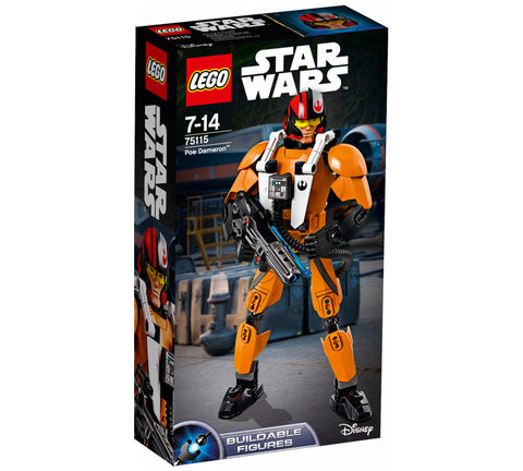 LEGO STAR WARS - POE DAMERON - 75115