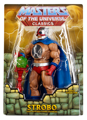NEW!!! MASTERS OF THE UNIVERSE CLASSICS STROBO MOC!